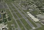 FS2004                   Pontiac Oakland County Airport (KPTK) Scenery