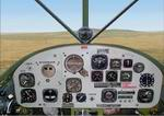 FS2000                   Panel--Cessna L-19 Bird Dog aircraft v1.0
