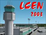 FS2002                     ERCAN (LCEN) AIRPORT FOR NORTH CYPRUS