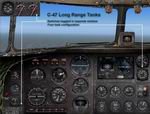 FS2004                   Douglas C-47 Package with Long Range Tanks