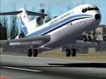 FS2002                   Boeing 727-287 Aerolineas Argentinas.