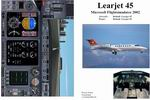 FS2002                   Manual/Checklist -- Default Learjet 45.