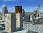 FSX                   Louisville Scenery Version LouX.0R .