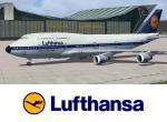 FSX Boeing 747-400 Lufthansa Classic Textures