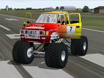 FS2004                   Roberts Racing Monster Truck