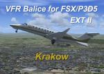 VFR Balice for FSX/P3D5