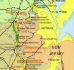 Appalachian Trail Adventure New Jersey