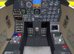 "FS2004                     Stratojet Merlin The Merlin from Stratojet is a fictive ""Warbird"