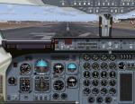 FSX BAe 146 Panel v4.1