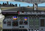 FS2002                     Avro ARJ Panel