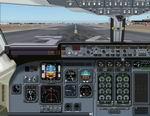FS2004                   Avro ARJ Panel v4.1