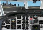 FS2002                   BAe Jetstream 31 Panel Highly detailed panel for the BAe Jetstream                   31.
