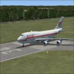 FSX                   Boeing. 747_400 Mohawk Airlines Textures only