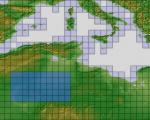 ASTER GDEMv2 30m mesh North Africa Pt9 incl Algeria.