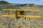 FSX N3N Biplane Trainer