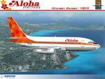 FS2004                   Tinmouse II Boeing 737-230 Aloha Airlines 60th Anniversary 'Funbird'                   RetroJet, registration N823AL Textures only.