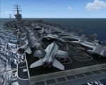 FSX Acceleration USS Nimitz Carrier Package Version 2