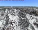 FS2004                   Himalayan Peaks LOD10 Mesh - Karakoram