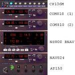 Narco                                     Gauges for Flight Simulator 2000 Narco.gau