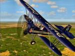 New Standard D 25A N19157 Dallas Cowboys BiPlane Package