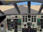 British Aerospace NIMROD MR2 2D panel