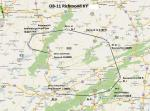 FSX Flight Plan for OB-11 Richmond Kentucky (New)