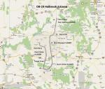 FS2004 Flight Plan for OB-20 Holbrook Arizona