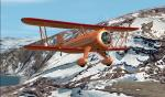 "FS2002/2004 Waco Classic ""Orange Crush"""