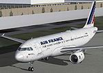 FS2004                   Airbus A320-232 Air France