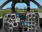 FS2004/2002 F-101 Voodoo Photorealistic Panel