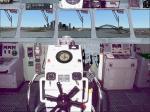FSX Pilotable WWII Cruiser USS Salt Lake City Multiple Camera Views and Deck View