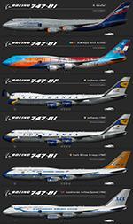 Boeing 747-8 part 3