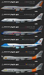 Boeing 747-8 part 4