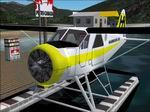 FS2002                   Pemberton BC floatplane scenery
