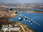 FSX Lockheed C-130 Hercules Splashscreen