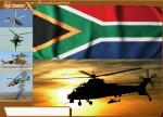 FSX Denel Rooivalk Splashscreen