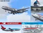 NWA/KLM DC-10