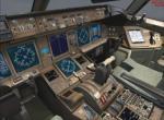 FSX Boeing 777-200/ER Alitalia Textures