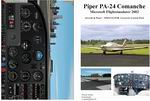 Manual/Checklist -- Piper PA-24 Comanche.
