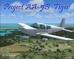 FSX                   Grumman AA-5B Tiger Repaint Project