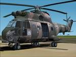 FS2004                   SAAF Puma Textures.