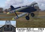 FS2004                   Curtiss R2C-1.