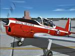 FS2004                    De Havilland Chipmunk - WP962 RAF Museum Textures Only