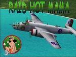 B-25D             Mitchell Raid Hot Mama textures.