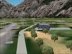 FS2002/2004                   scenery.REGA base ERSTFELD (LSXE).