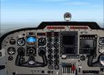 FS2004                   Piper Seneca V Panel