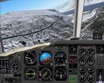 FS2004                   Fairchild Metroliner III High Visibility Panel.