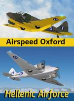FSX/FS2004 Airspeed Oxford Hellenic Airforce Package