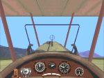 WW1             Biplane panel for CFS