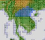 FSX ASTER_imp GDEMv2 30m mesh for South East Asia pt1